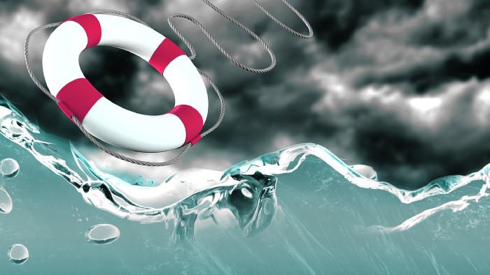 Rettungsring © vectorfusionart/stock.adobe.com