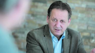 AK Präsident Zangerl im Porträt © AK Tirol/Friedle