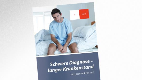 Falter Schwere Diagnose – langer Krankenstand © Wordley Calvo Stock – stock.adobe.com, AK Tirol