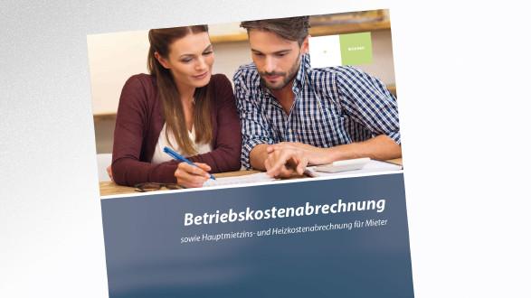 Broschüre Betriebskostenabrechnung © -, AK Tirol