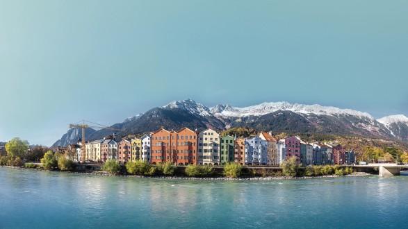 Ansicht von Innsbruck © JFL Photography/stock.adobe.com