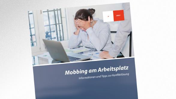 Broschüre Mobbing am Arbeitsplatz © -, AK Tirol