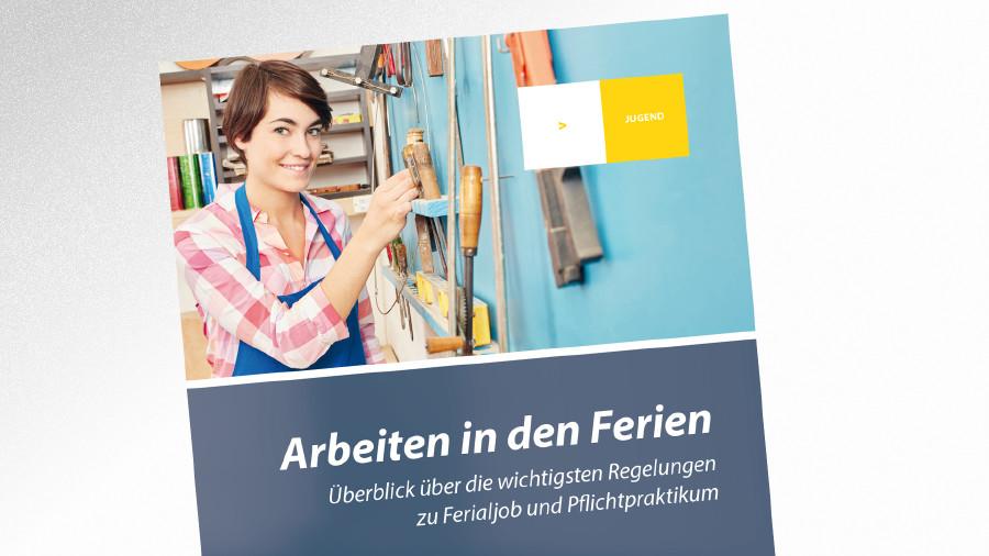 Arbeiten in den Ferien © Robert Kneschke – stock.adobe.com, AK Tirol