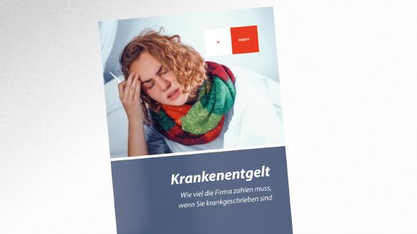 Broschüre Krankenentgelt © Svyatoslav Lypynskyy/Fotolia.com, AK TIrol