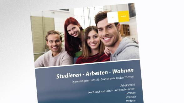 Broschüre Studieren - Arbeiten - Wohnen © -, AK Tirol