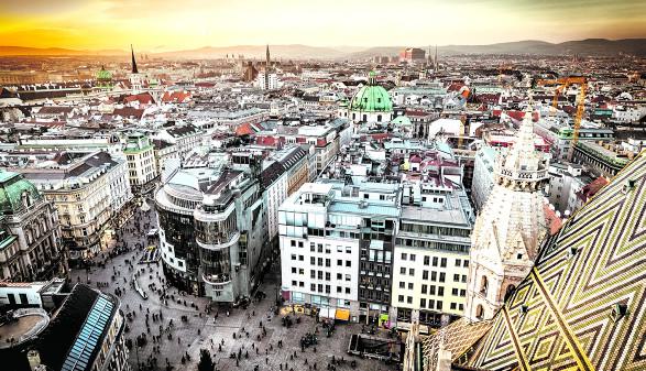 Blick auf Wien © Calin Stan/stock.adobe.com
