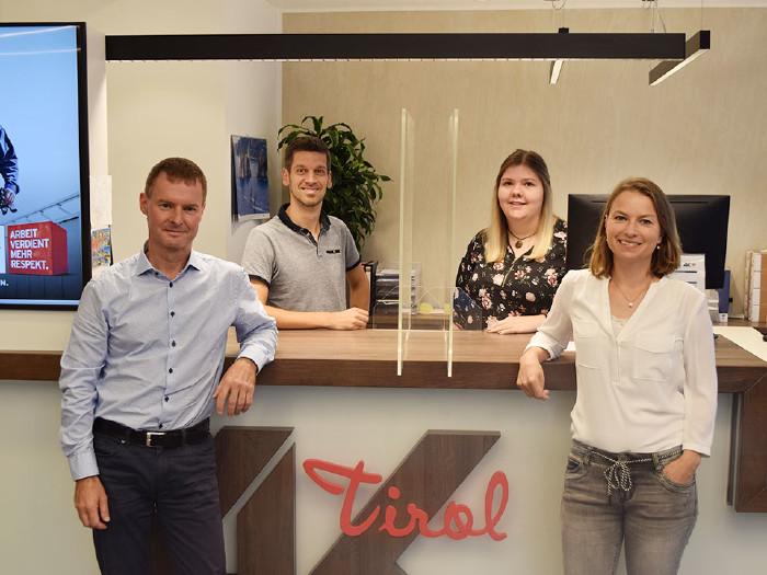 Team der AK Wörgl © AK Tirol