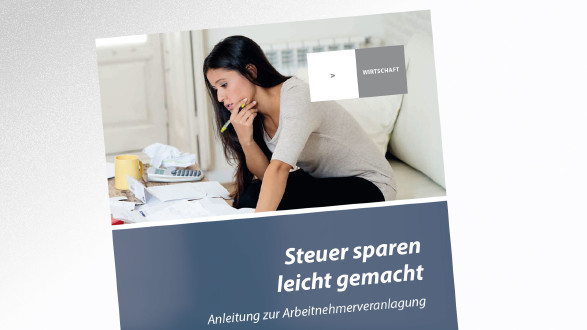 Broschrüe Steuer sparen leicht gemacht © -, AK Tirol