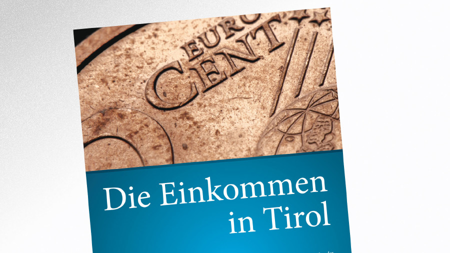 Einkommensanalyse Tirol 2016 © -, AK Tirol