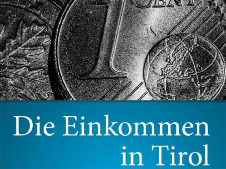 Einkommensanalyse Tirol 2018 © AK Tirol