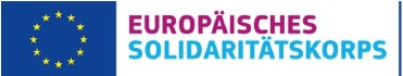 """Europäisches Solidaritätskorps"".  © Europäisches Solidaritätskorps"
