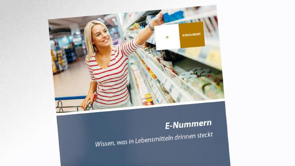 Broschüre E-Nummern © -, AK Tirol
