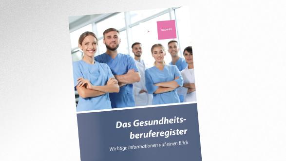 Das Gesundheitsberuferegister © New Africa - Fotolia.com, AK Tirol