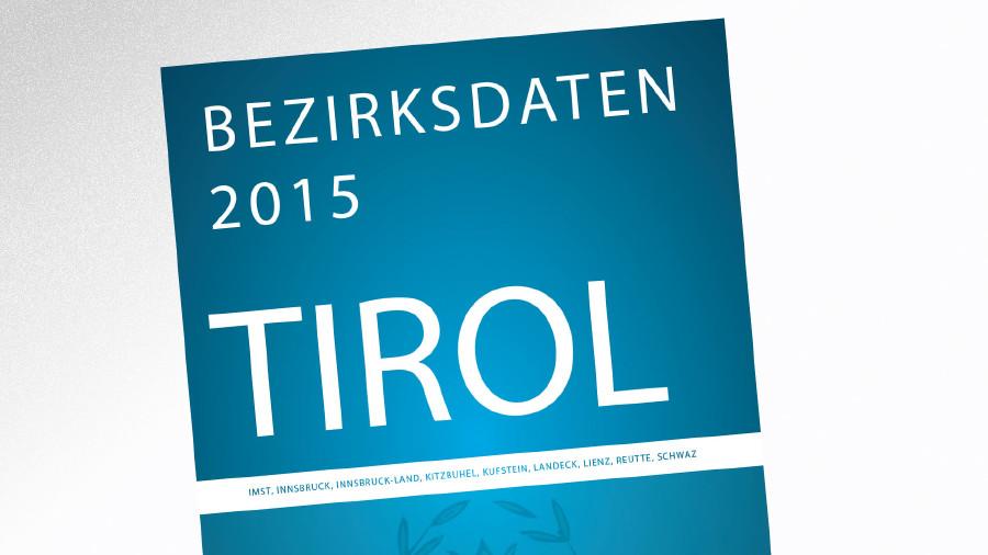 Studie Einkommensbericht 2013 - Bezirksdaten © -, AK Tirol