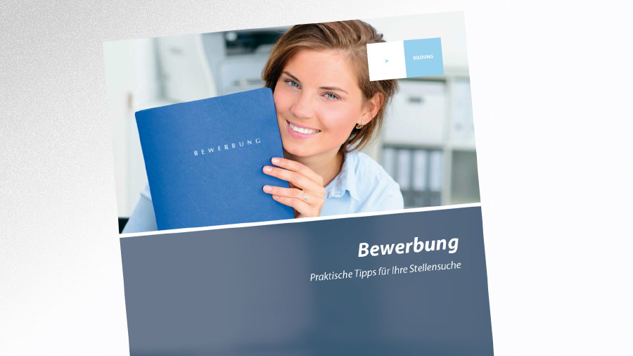 Broschüre Bewerbung © AK Tirol, AK Tirol