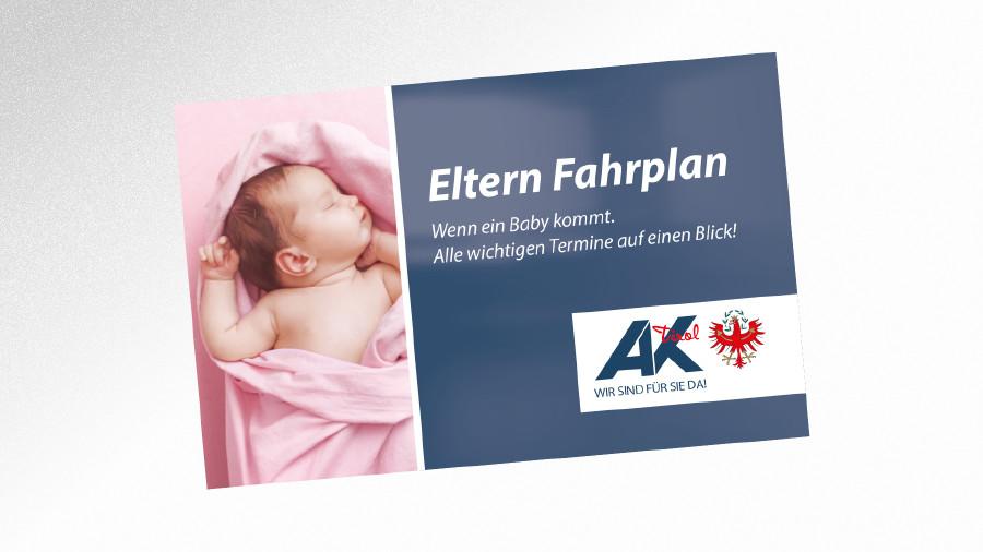 Dalter Elterfahrplan © © svetlanasmirnova – stock.adobe.com, AK Tirol