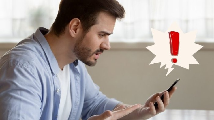 Vorsicht bei SMS mit angeblicher Sendungsverfolgung © Canva