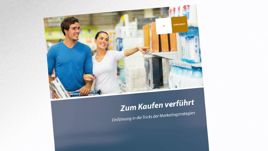 Broschüre Zum Kaufen verführt © -, AK Tirol