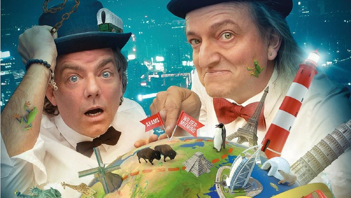AK Comedy Hubert Trenkwalder, Markus Linder © AlpEvents