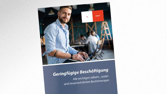 Broschüre Geringfügige Beschäftigung © opolja - stock.adobe.com, AK Tirol