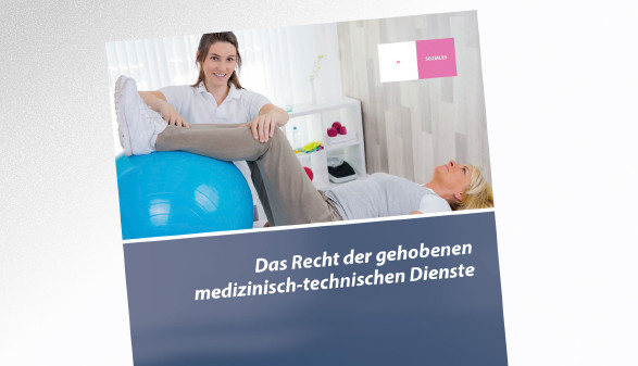 Broschüre Das Recht der gehobenen medizinisch-technischen Dienste © Picture-Factory – stock.adobe.com, AK Tirol
