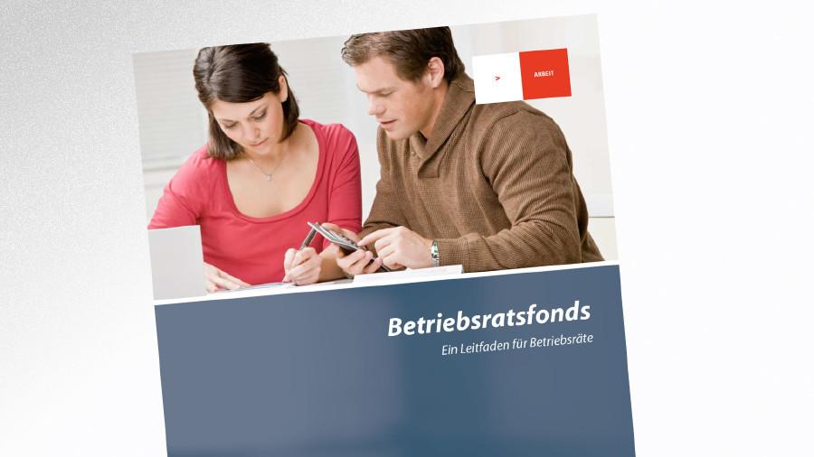 Broschüre Betriebsratsfonds © AK Tirol, AK Tirol