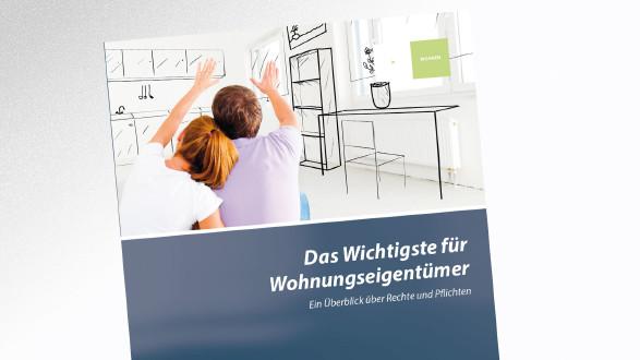 Broschüre Das Wichtigste für Wohnungseigentümer © -, AK Tirol