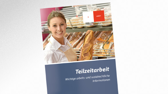 Broschüre Teilzeitarbeit © © goodluz - stock.adobe.com, AK Tirol