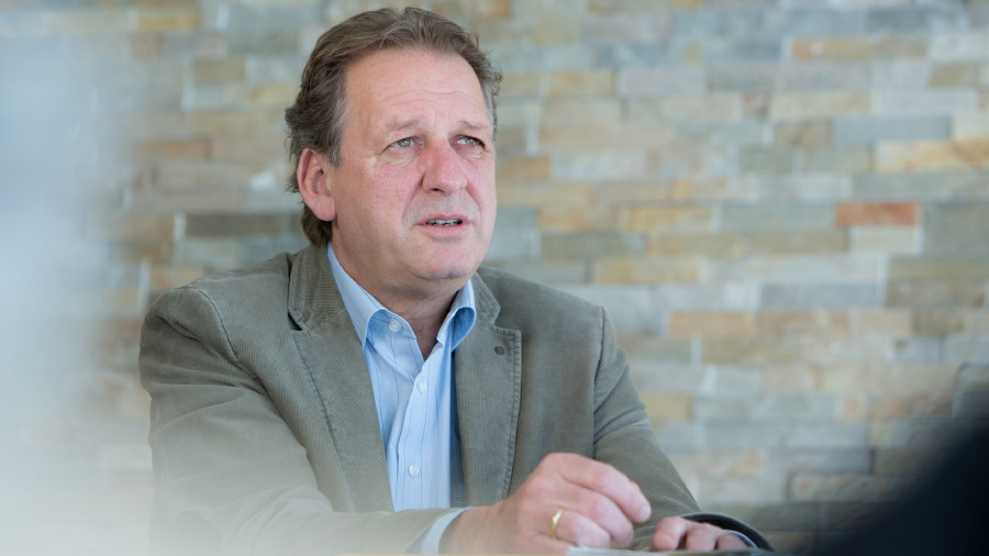 AK Präsident Erwin Zangerl im Interview © AK Tirol/Friedle