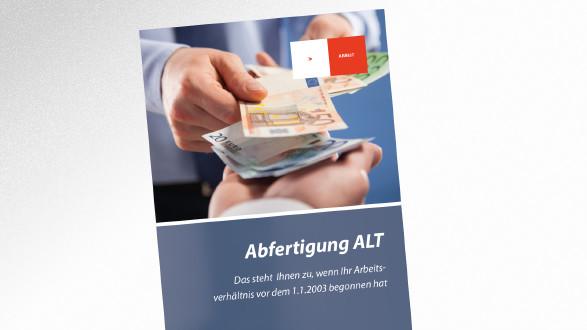 Falter Abfertigung ALT © ., AK Tirol