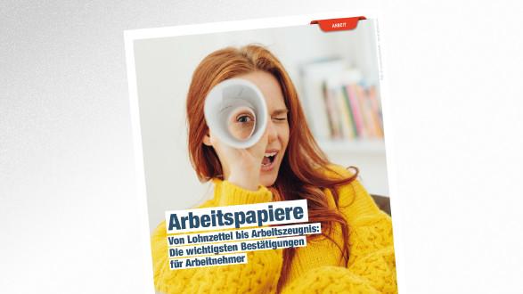 Broschüre Arbeitspapiere © contrastwerkstatt – stock.adobe.com, Ak Tirol