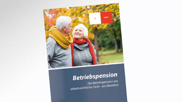 Broschüre Betriebspension © -, AK Tirol
