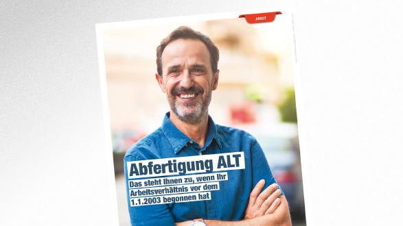 Broschüre Abfertigung ALT © Krakenimages.com – stock.adobe.com, AK TIrol