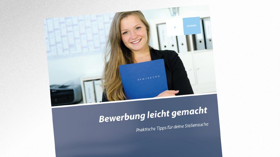 Bewerbung leicht gemacht © Racle Fotodesign – stock.adobe.com, AK Tirol