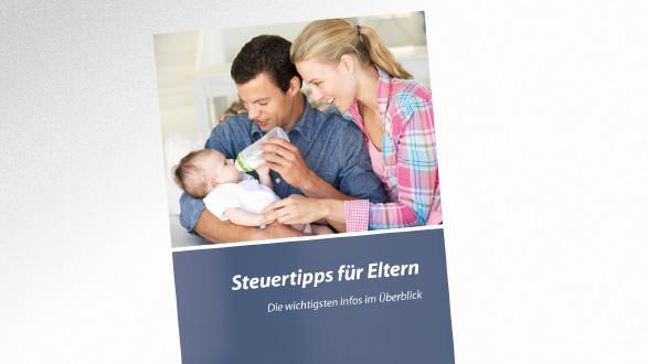 Broschüre Steuertipps für Eltern © Monkey Business – stock.adobe.com, AK Tirol