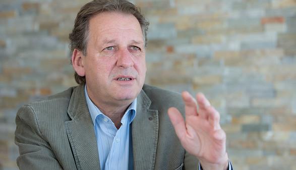AK Präsident Erwin Zangerl © AK Tirol