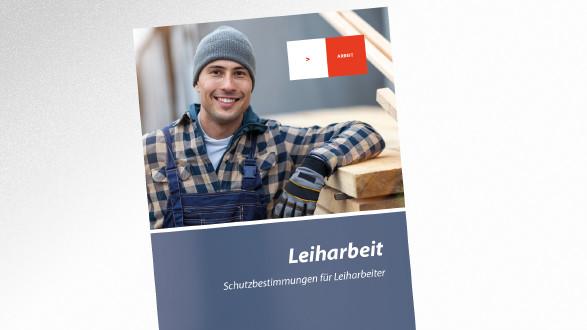 Broschüre Leiharbeit © pikselstock - stock.adobe.com, AK Tirol