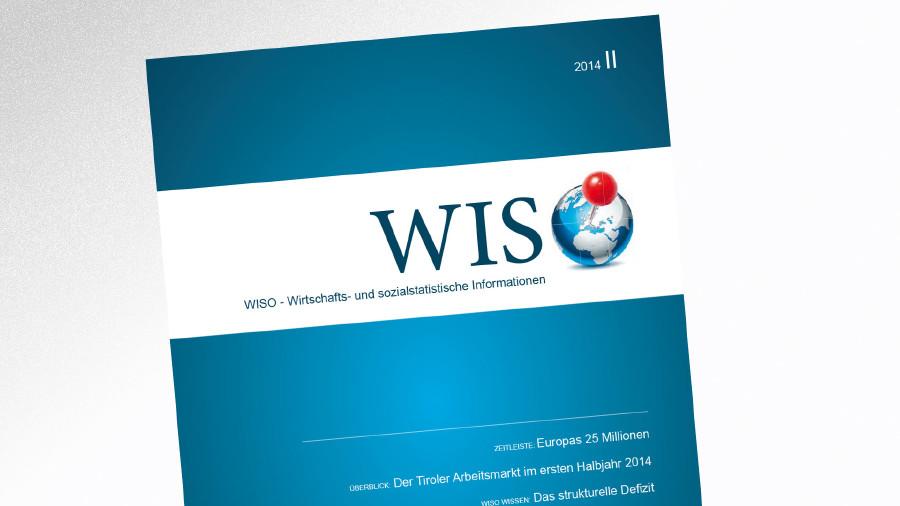 Wirtschafts- und sozialstatistische Informationen, Ausgabe II aus 2014 © -, AK Tirol
