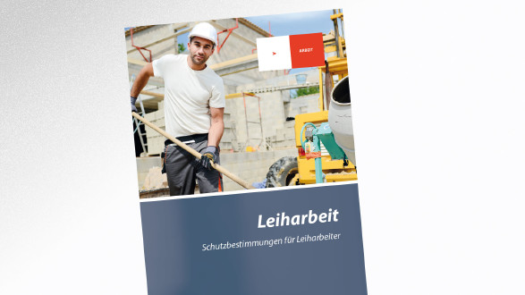 Broschüre Leiharbeit © -, AK Tirol