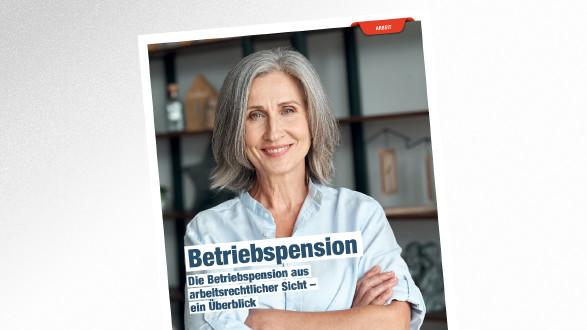 Broschüre Betriebspension © nsta_photos - stock.adobe.com, AK Tirol
