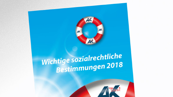 Falter Sozialrechtliche Bestimmungen 2016 © -, AK Tirol