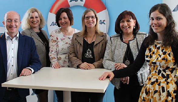 Das Team der AK Bezirkskammer Reutte © -, AK Tirol
