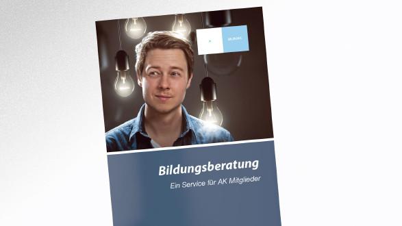 Broschüre Bildungsberatung © -, AK Tirol