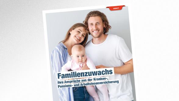 Broschüre Familienzuwachs © Pixel-Shot – stock.adobe.com, AK TIrol