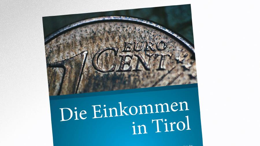 Einkommensanalyse Tirol 2014 © -, AK Tirol