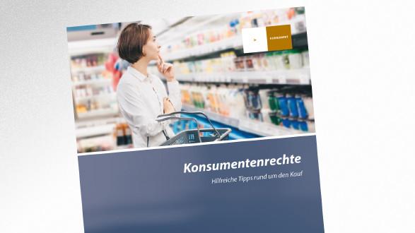 Broschüre Konsumentenrechte © ., AK Tirol