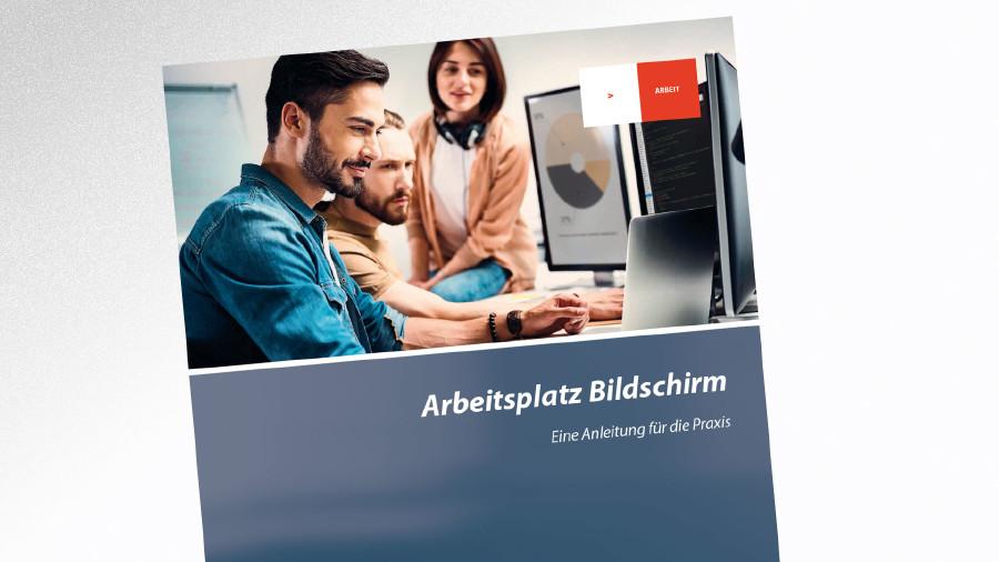 Broschüre Arbeitsplat Bildschirm © -, AK Tirol