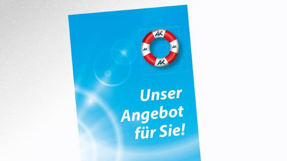 Broschüre Unser Angebot für Sie © -, AK Tirol