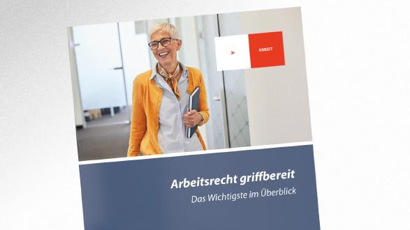 Broschüre Arbeitsrecht griffbereit © picsfive – stock.adobe.com, AK Tirol