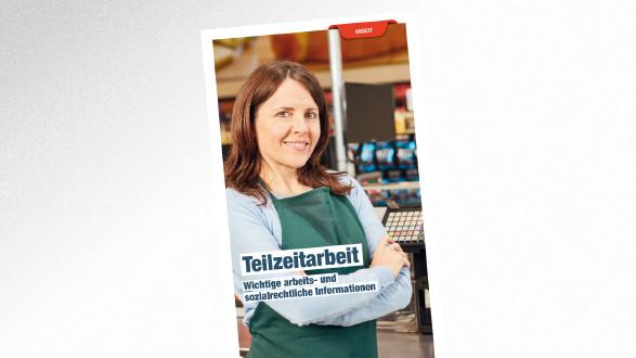 Broschüre Teilzeitarbeit © Robert Kneschke - stock.adobe.com, AK Tirol